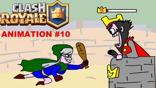 Clash Royale Animation #10: BANDIT (Royale Movie is coming)