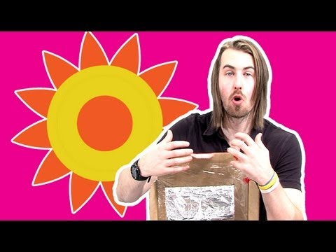 How to make a Solar Oven | Live Experiments (Ep 41) | Head Squeeze