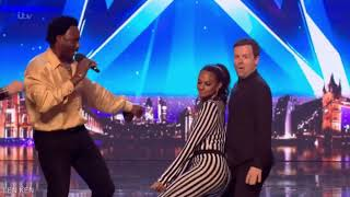 DONCHEZ DACRES Get GOLDEN BUZZER From DAVID | FULL AUDITIONS Briain