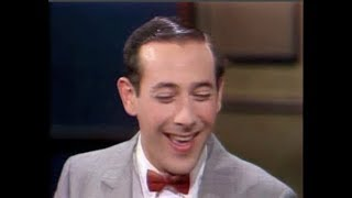 Pee-wee Herman Complete Collection on Late Night, 1982-85