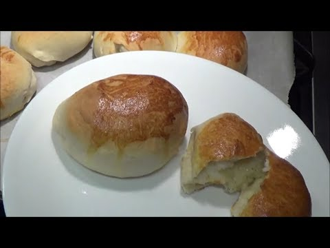 Potato and Cheese Buns