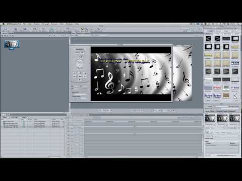 DVD Studio Pro - Music & Looping Menus