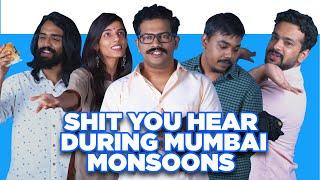 ScoopWhoop: Shit You Hear During Mumbai Monsoons