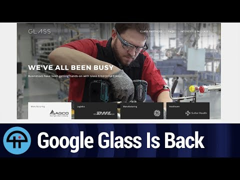 Google Glass, but for Real People