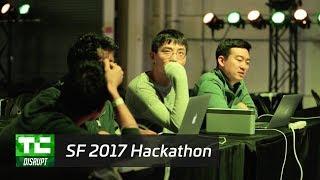 Hackathon Highlights Disrupt SF 2017