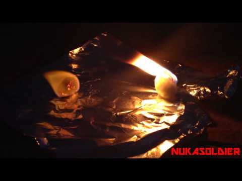 Best Homemade Fire Tinder When SHTF! - Best Cheap Homemade Fire Starter!