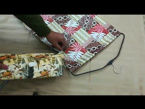 DIY/Handbag Storage Ideas - Wardrobe, kitchen and Bathroom Organizer