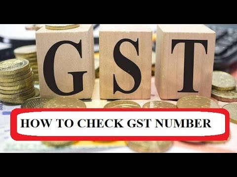 How to Check GST /GSTIN Number Online in 1 Minute!!