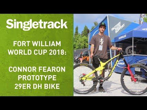 NEW Kona 29er Downhill Bike