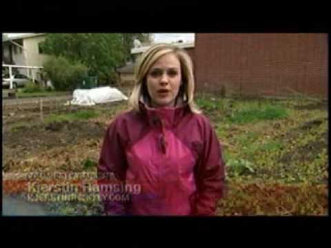 Community gardens pop up across Spokane