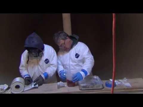 Fiberglass Underground Water Tank Repair