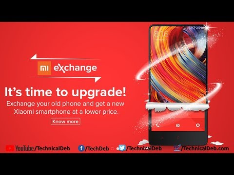 Mi Exchange Program | Exchange Your Old Phone With New Smartphone At A Lower Price