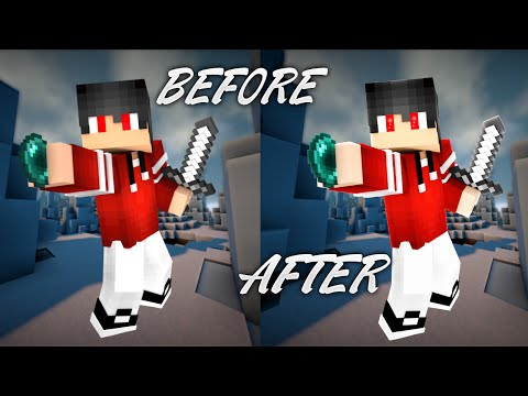 How To Make Your Minecraft Render Look Better (PS Touch)