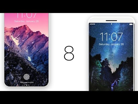 Official Apple iPhone 8 Trailer 2017 - Introducing iPhone 8