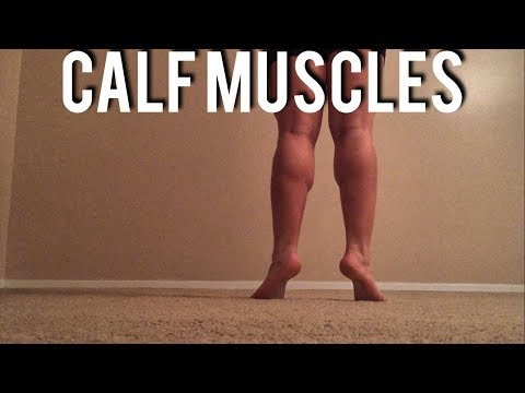 3 Minutes To Stronger, Toned Calves