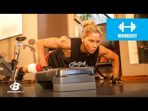 The Fastest Way To Get Fit At Home | Ashley Conrad