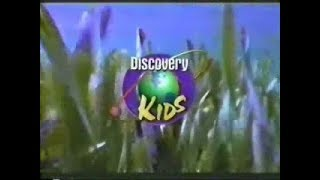 Commercials - Promo ID & Bumpers (Discovery Kids) 2000