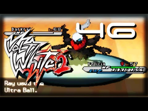 Pokemon Volt White 2 - Episode 46 DARKRAI