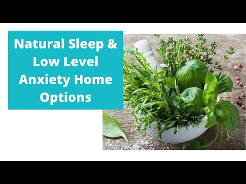 Favorite Herbs For Sleeplessness And Low Level Anxiety + Jovanka Ciares