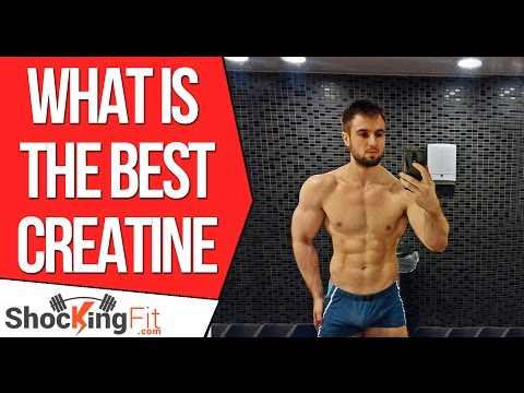 What Is The Best Creatine and How to Take It For Maximum Results?