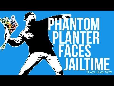 PNN #151 DC Phantom Planter Faces Jailtime