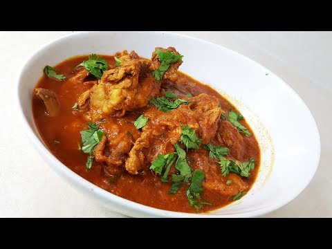 Simple and Easy Chicken Curry in Pressure Cooker
