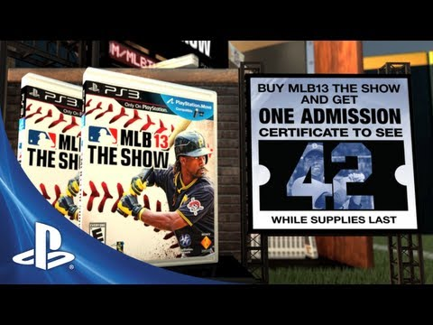 MLB 13 The Show | The Show + 42