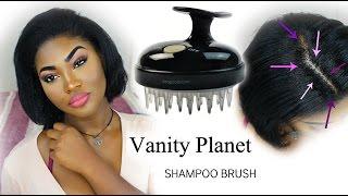 RESULTT!! Get rid of Heavy Dandruff | SUPER RELAXING Shampoo Brush | Vanity Planet