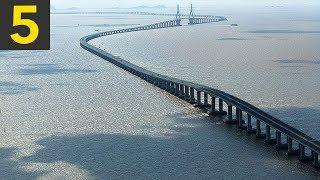 Top 5 Ridiculously Long Bridges