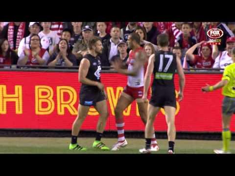 Round 2 AFL Highlights - Carlton v Sydney Swans