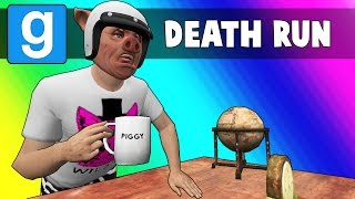 Gmod Deathrun Funny Moments - Summer School! (Garry