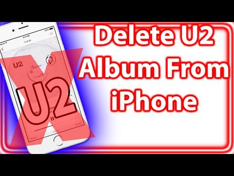 How To Remove & Delete U2 Album From iPhone