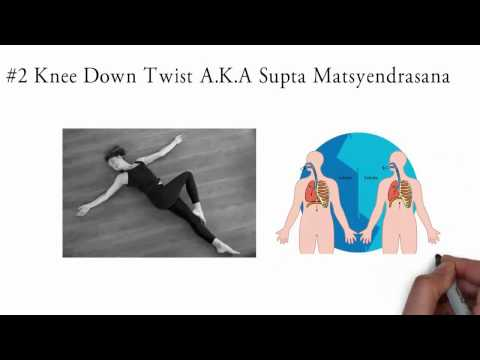 How To: Correct Scoliosis With Yoga|Top 10 Yoga Poses To Correct Scoliosis|