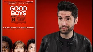 Good Boys - Movie Review