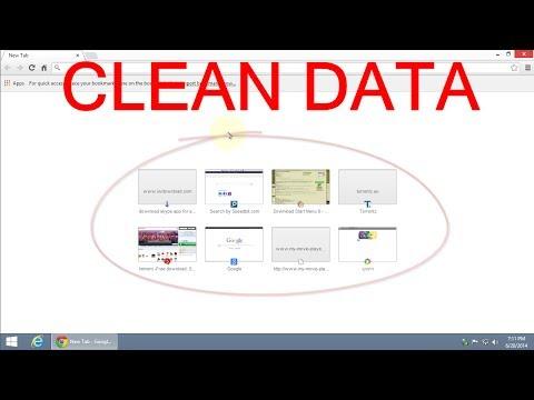 How to completely reset Google Chrome user data - tutorial