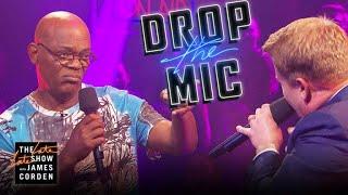 Download Drop the Mic w/ Samuel L. Jackson Video