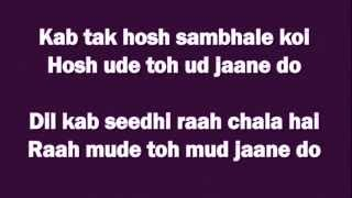 Saans Lyrics Hd Jab Tak Hai Jaan Ft Shreya Ghoshal Mohit Chauhan
