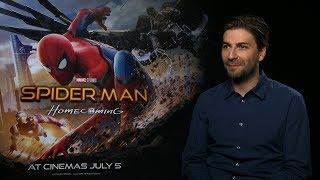 Spider man Homecoming Interview Hmvcom Talks To Director Jon Watts
