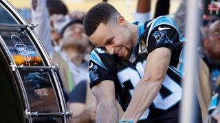 Stephen Curry, P. Diddy Included in Panthers
