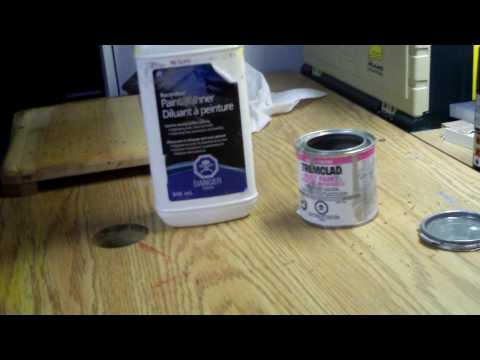How to make graffiti ink (ghetto krink) in less than a minut