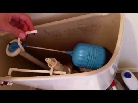 Flush Valve Seal Leak Fix - Mansfield