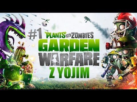 #1 Zagrajmy w Plants vs. Zombies: Garden Warfare - Polski Gameplay - (Xbox 360/Xbox One)