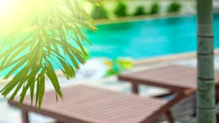 Relaxing Ambient Music | Poolside | Ambient Synth Music