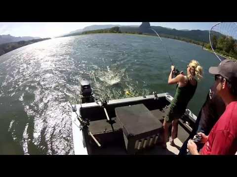 Columbia River Summer Steelhead fishing