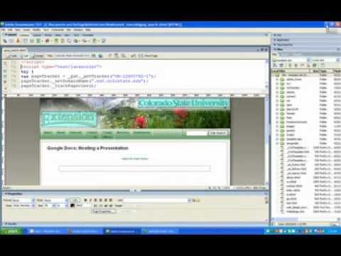 Creating a Custom Google Search Box