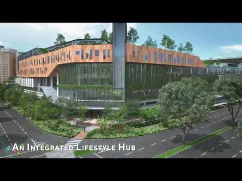 New Tampines Town Hub