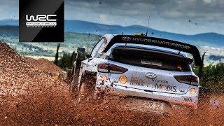 WRC - Rally Italia Sardegna 2018: Highlights Stages 6-9