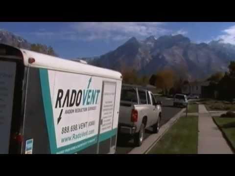 Utah Radon Gas Experts RADOVENT LLC 801-285-9255