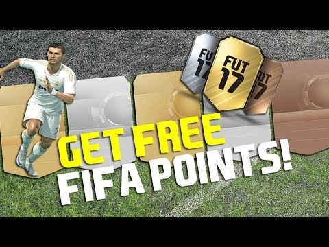 FREE FIFA ULTIMATE TEAM POINTS, GTA Points, Xbox points and more!