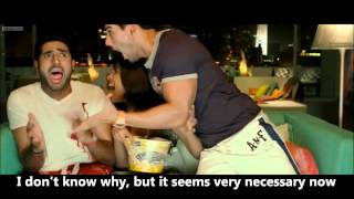 Dostana- Jaane Kyun Video English Subtitles